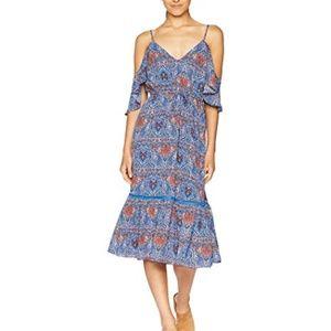 JACK BY BB DAKOTA Marrakech Printed Dress Sz S NWT